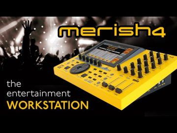 Merish 4, the entertainment workstation